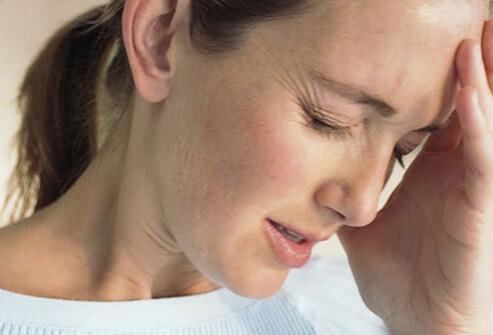 Migren Baş Ağrısı Kronik